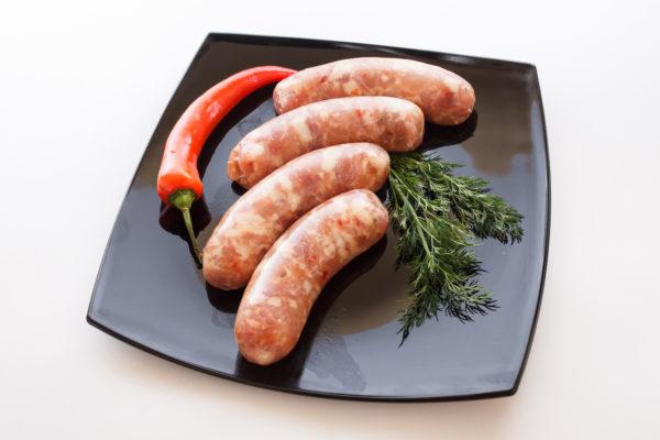 Spicy Bratwurst