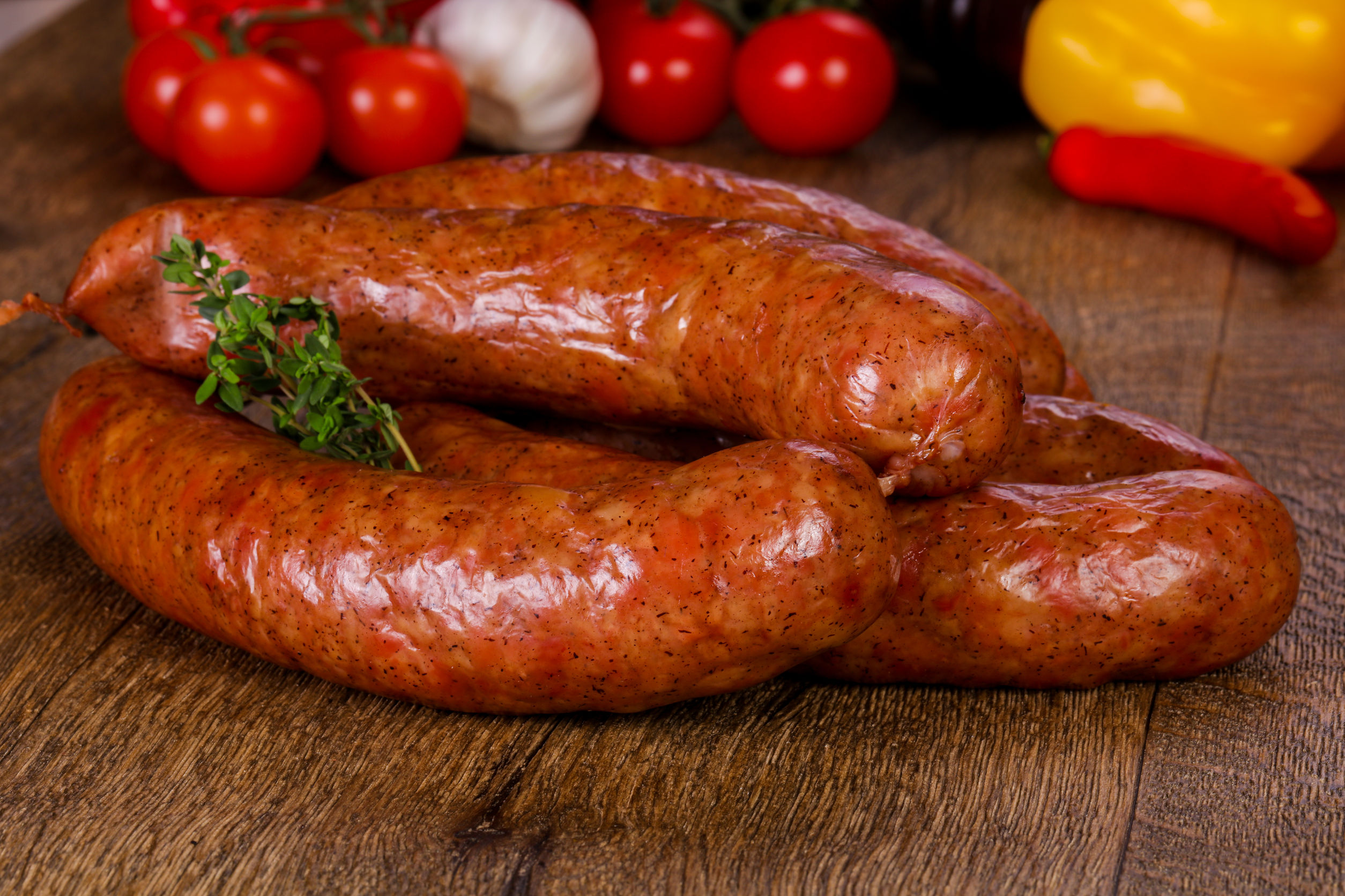 Holiday Wurst